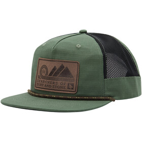 Hippy Tree Summit Gorra Hombre, army